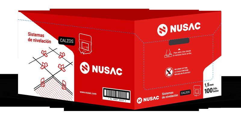 Sistemas de nivelación NUSAC